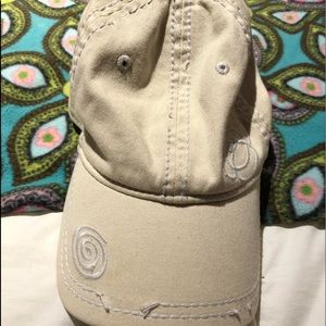 Life is Good distressed hat
